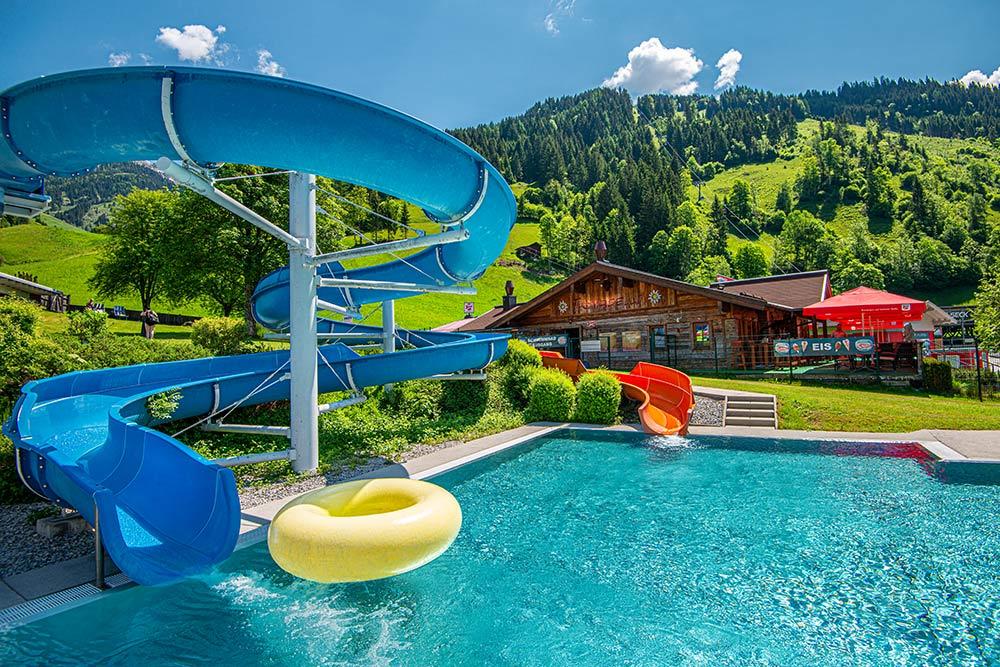 Sportbecken Solarbad