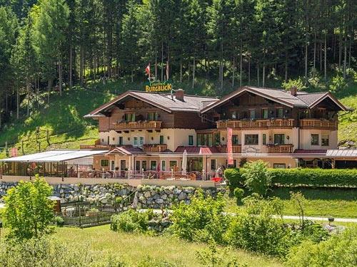 Hotel Restaurant Burgblick Dorfgastein