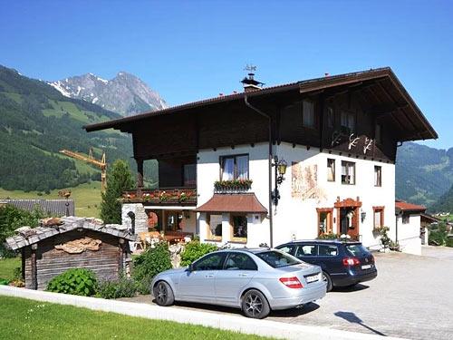 Appartementhaus Jägerheim Dorfgastein